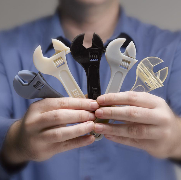 3D Printing brings New Challenges